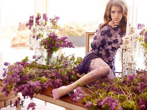 Anna Kendrick, Elle Magazine