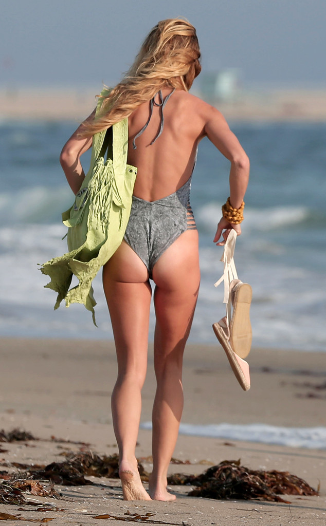 AnnaLynne McCord Shows Off Her Outstanding Beach Bod—From ...