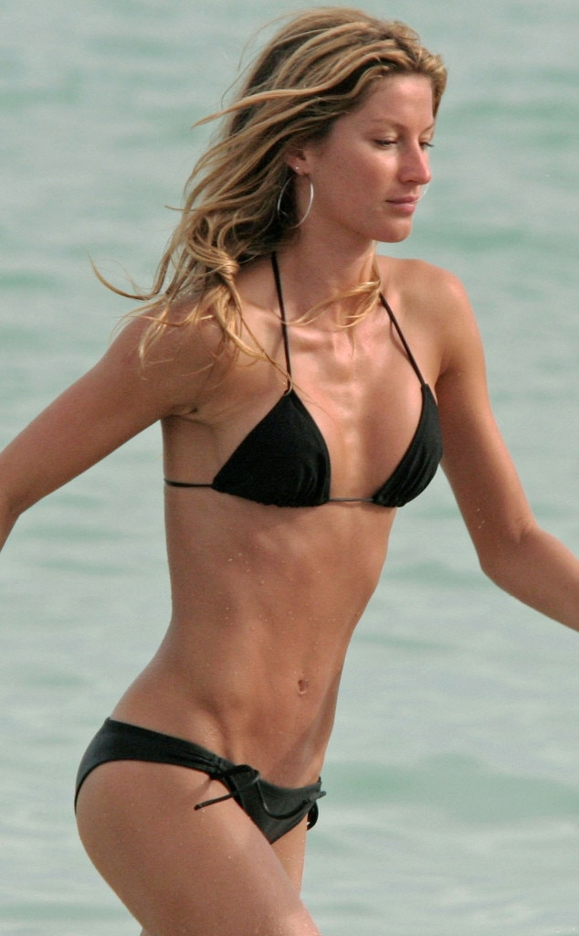 Gisele Bundchen, Bikini