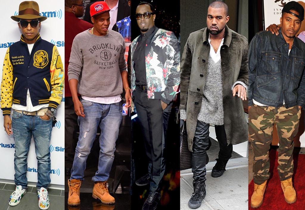 Best Dressed Rapper Dads