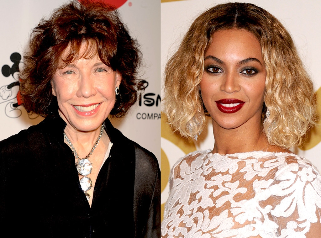 Lily Tomlin, Beyonce