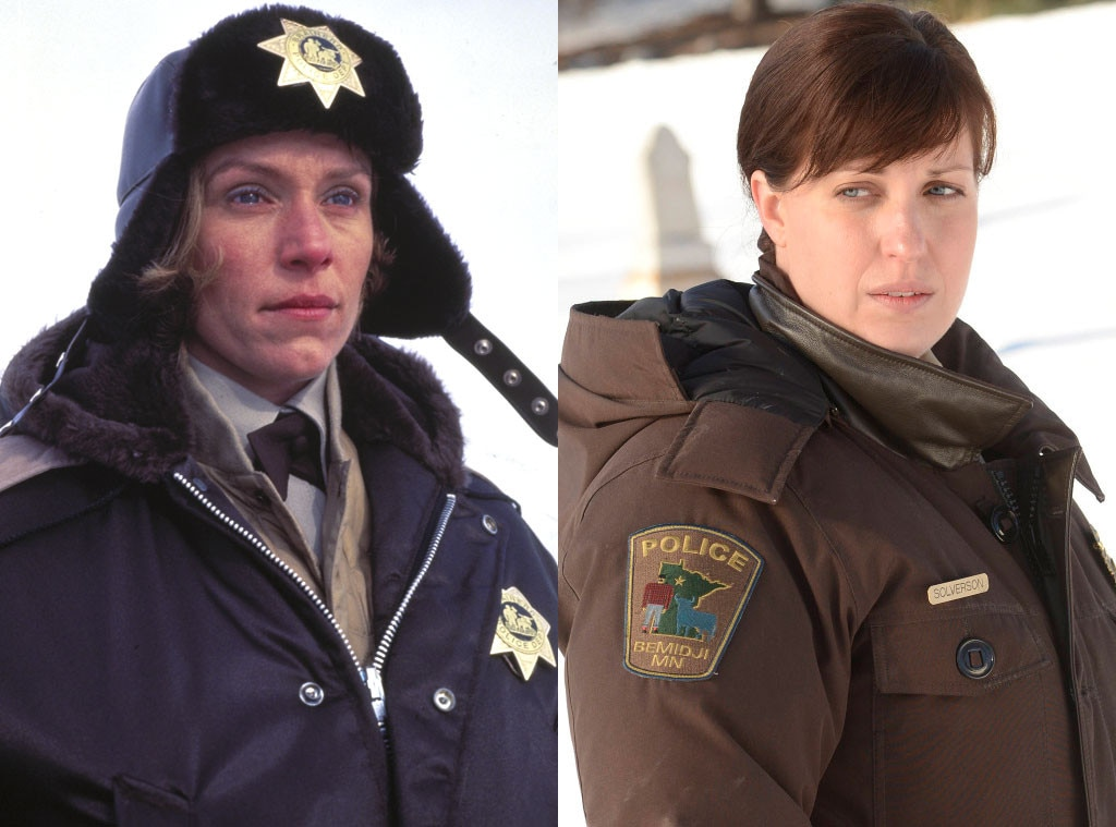 Fargo, Allison Tolman, Frances McDormand