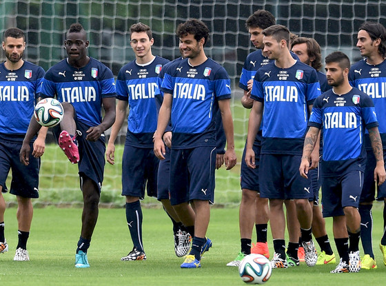 Italy, World Cup 2014