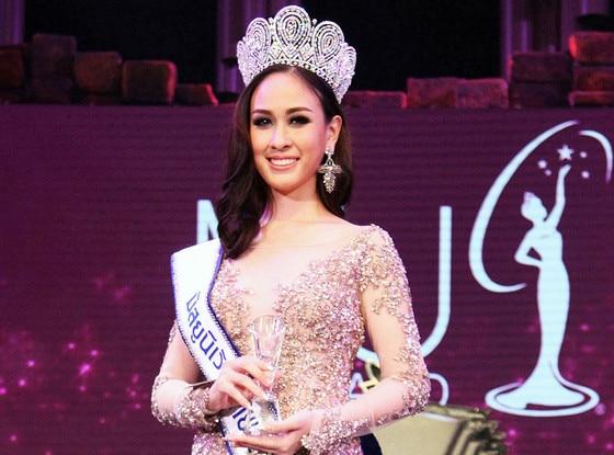 Weluree Ditsayabut, Miss Universe Thailand