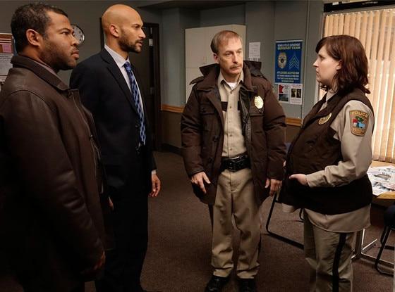 Fargo, Jordan Peel, Keegan-Michael Key, Bob Odenkirk, Allison Tolman