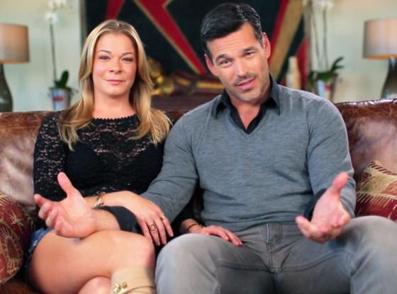 LeAnn and Eddie