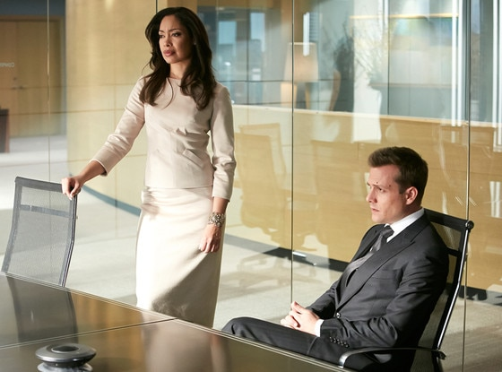 Suits, Gina Torres, Gabriel Macht
