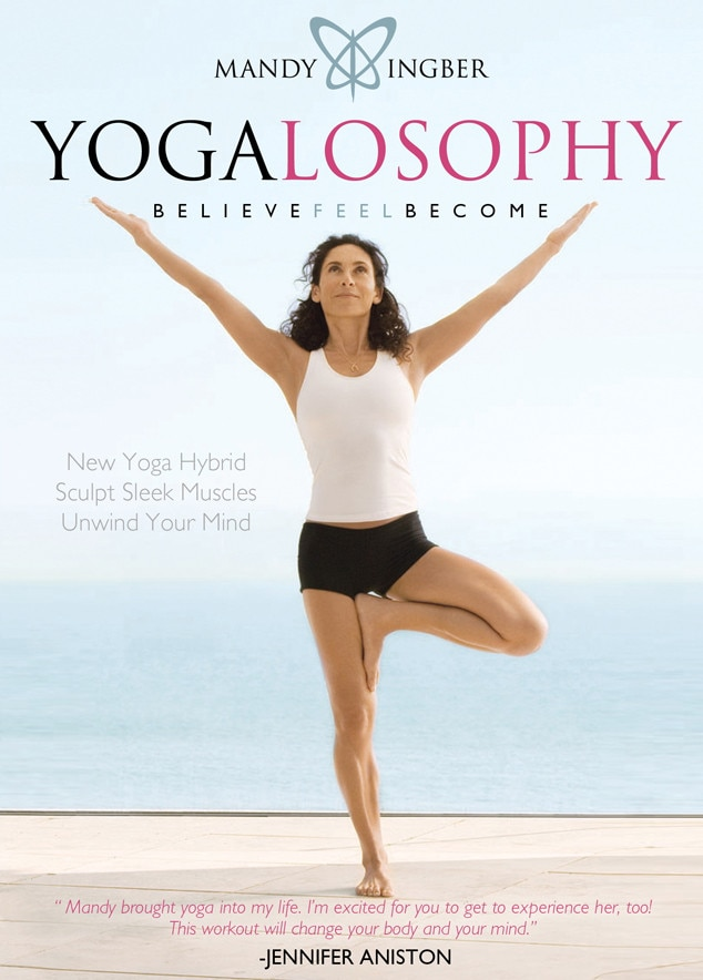 Mandy Ingbers Yogalosophy Workout