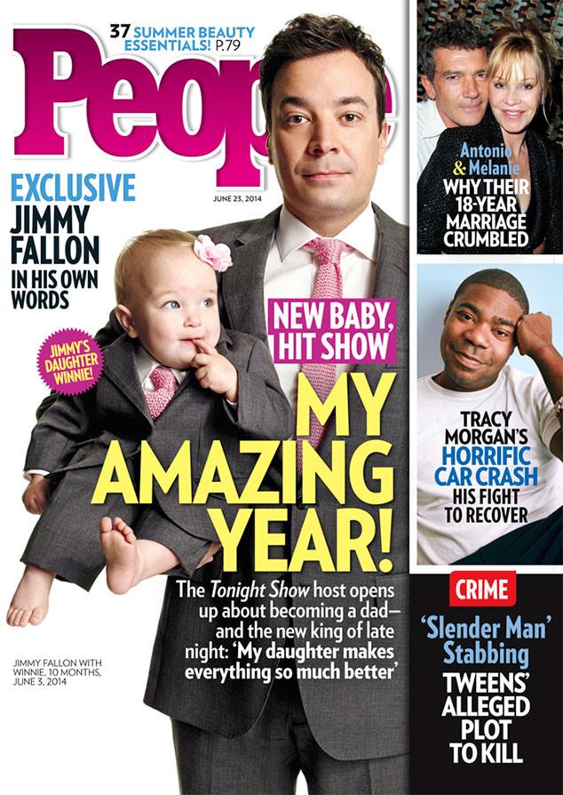 Jimmy Fallon, People Magazine
