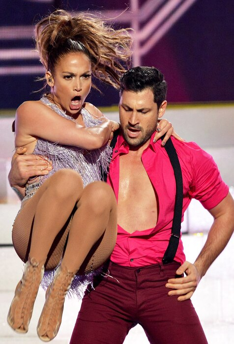 Maksim Chmerkovskiy, Jennifer Lopez