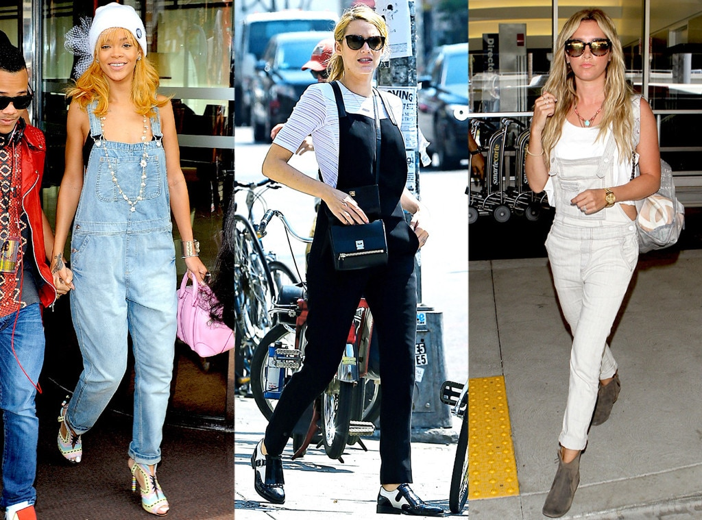 Rihanna, Blake Lively, Ashley Tisdale
