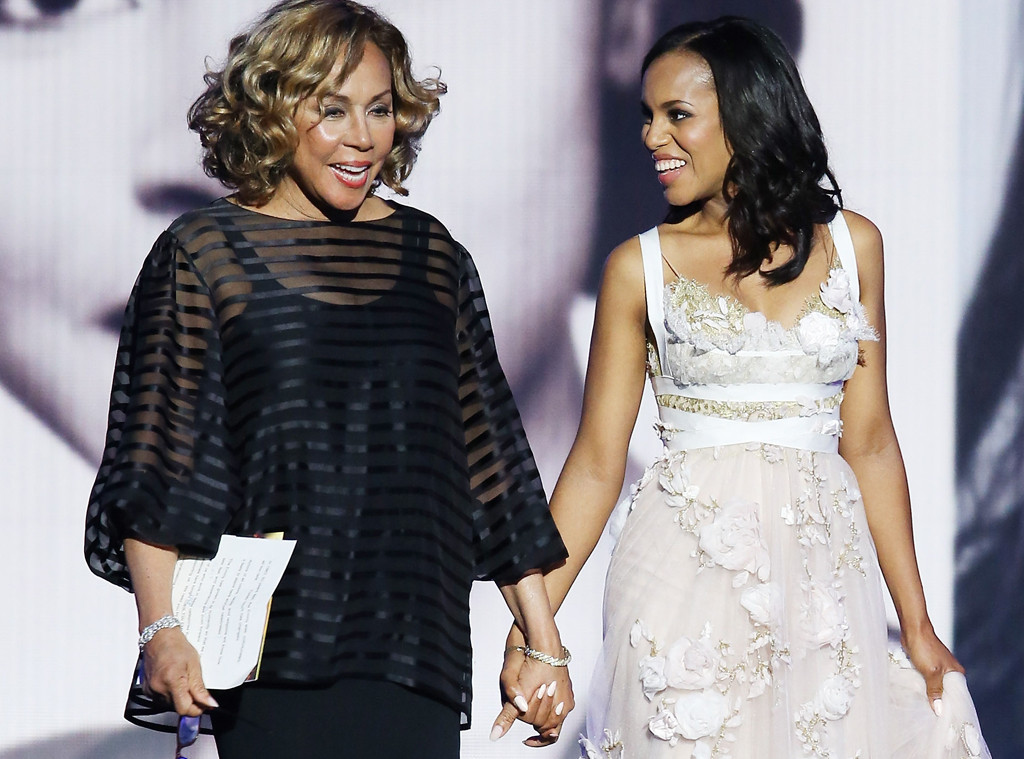 Diahann Carroll, Diane Carroll, Kerry Washington