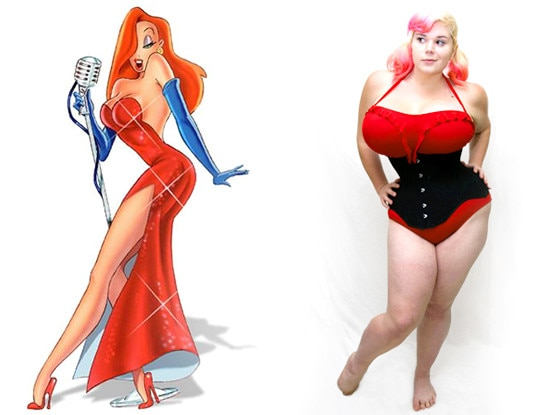 Penny Brown, Jessica Rabbit, Who Framed Roger Rabbit