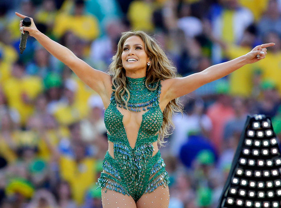 Jennifer Lopez, World Cup