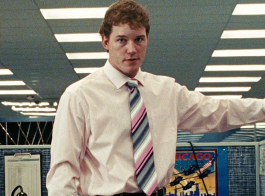 Chris Pratt, Wanted
