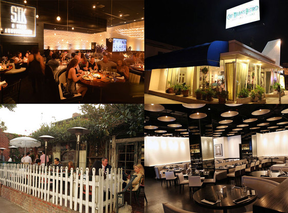 50 Best Celeb Restaurants