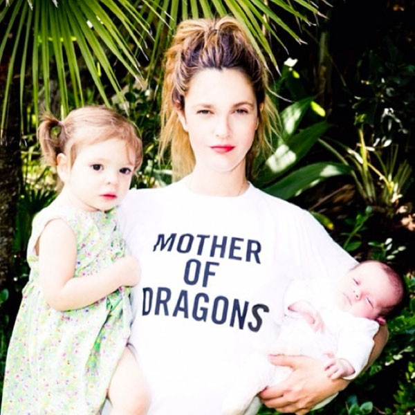 Drew Barrymore Instagram