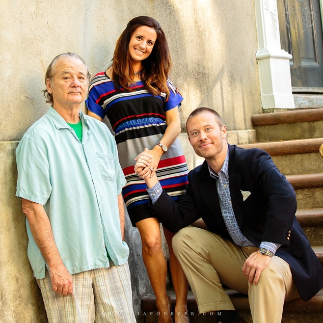 Ashley Donald, Erik Rogers, Bill Murray