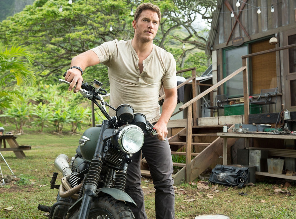Chris Pratt, Jurassic World