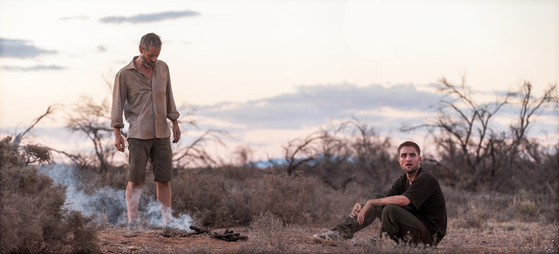 The Rover, Robert Pattinson, Guy Pearce