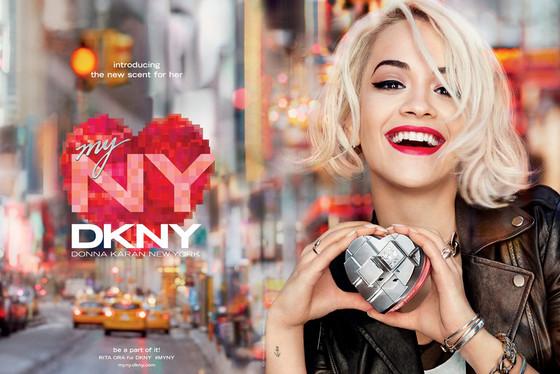 Rita Ora, DKNY