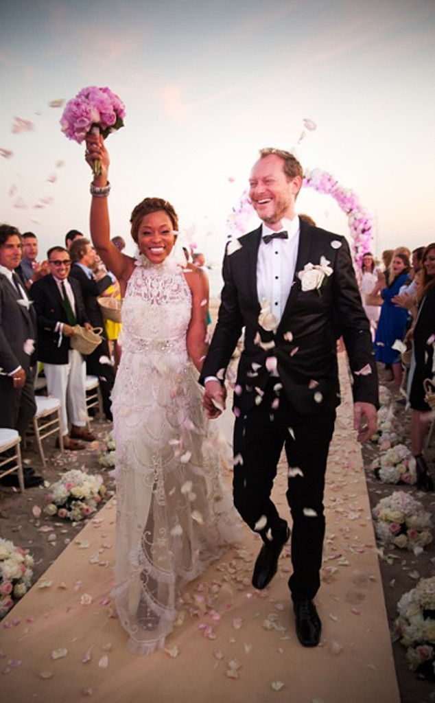 Eve, Maximillion Cooper, Wedding