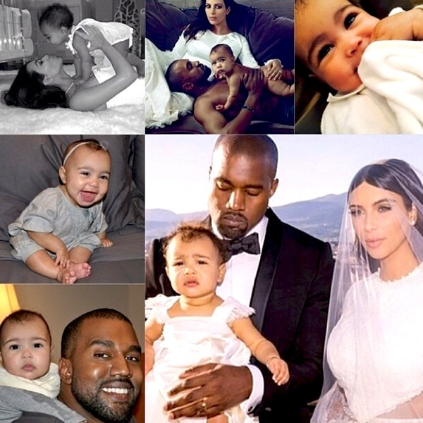 Kim Kardashian and Kanye West Go All Out for North's First ...