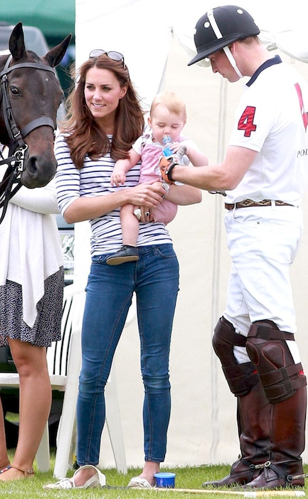 Prince William, Catherine Duchess of Cambridge, Kate Middleton, Prince George