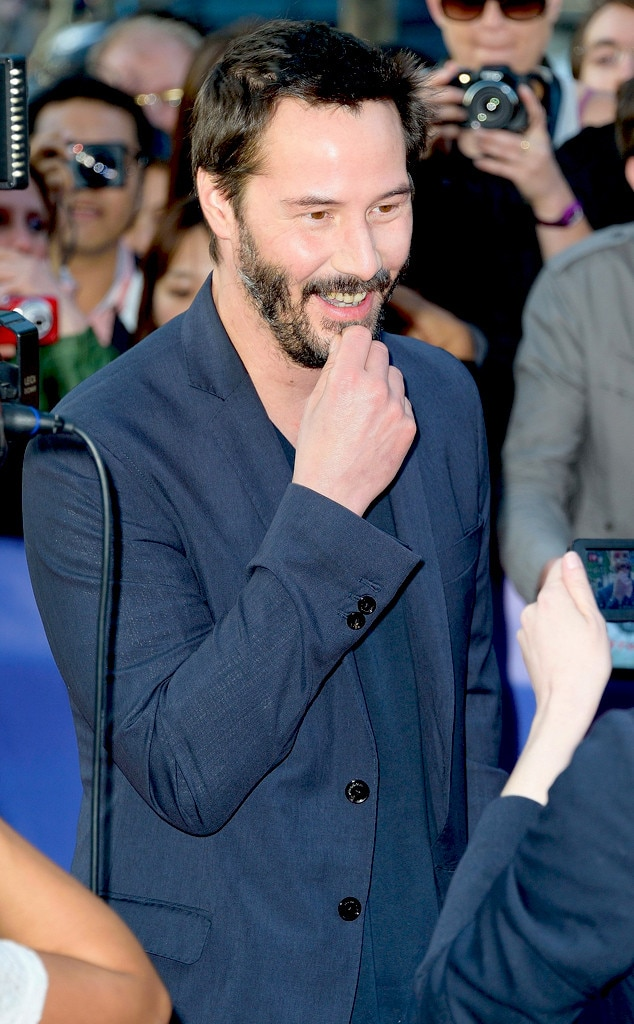 Keanu Reeves Talks Really Scary Home Intrusions ...