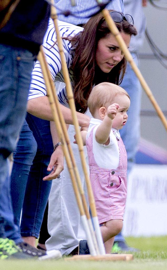 Catherine Duchess of Cambridge, Kate Middleton, Prince George