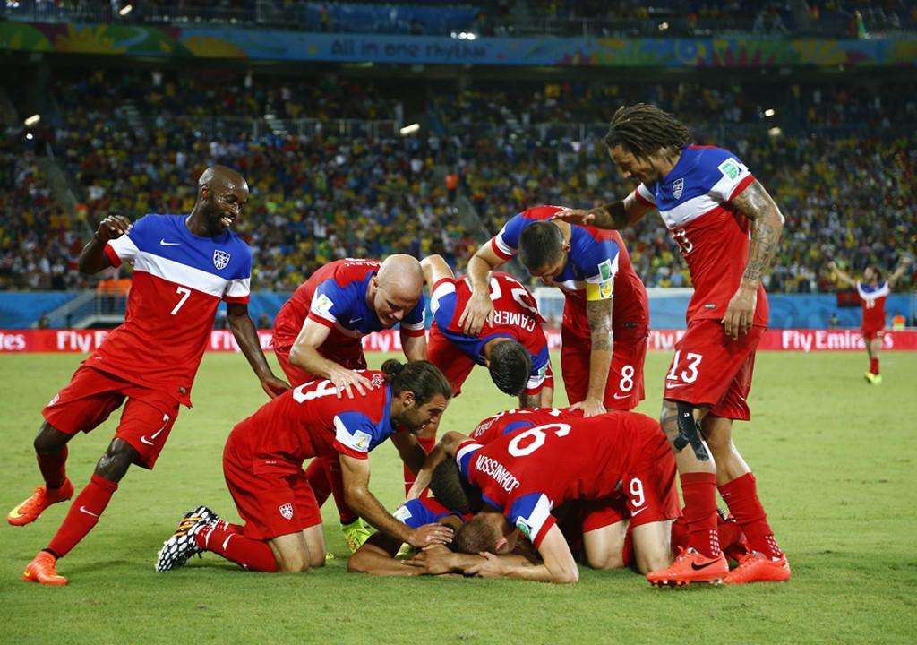 Team USA, World Cup