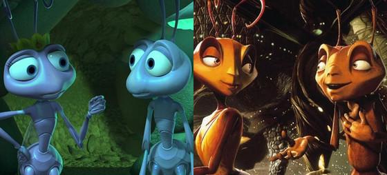 Antz vs. Bug's Life