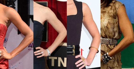 Best Female Arms: Gabrielle Union, Jennifer Garner, Emily Blunt, Michelle Obama
