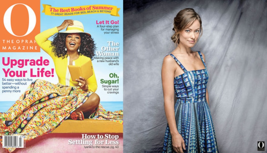 Olivia Wilde, The Oprah Magazine
