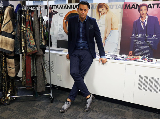 Trendsetters, Modern Luxury, Fashion Director, James Aguiar