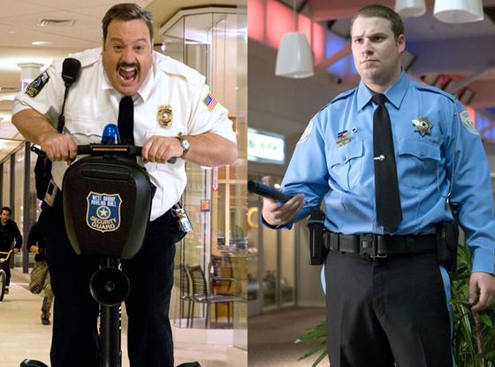 Paul Blart: Mall Cop vs. Observe & Report