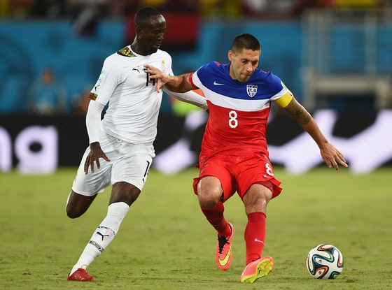 Clint Dempsey, World Cup