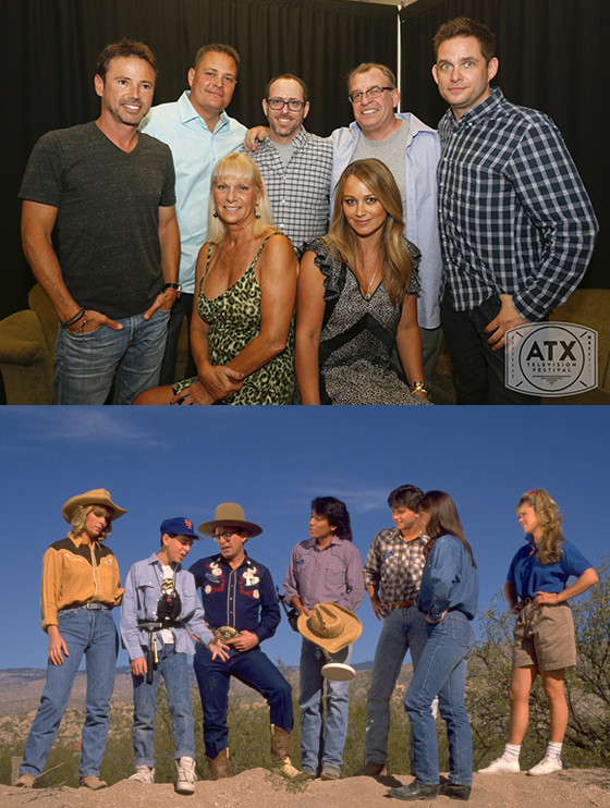 Hey Dude Cast, Then and Now