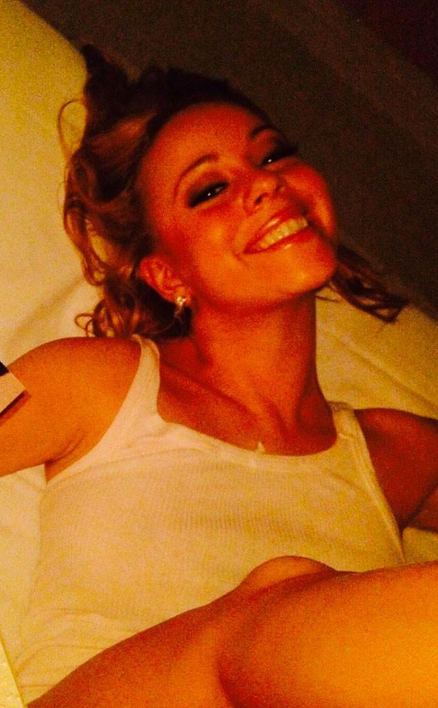 Mariah Carey, Twitter