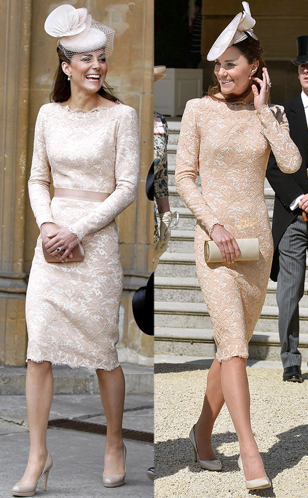 Kate Middleton, Alexander Mcqueen Dress
