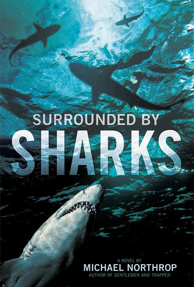 Best Summer Reads, Surrounded By Sharks