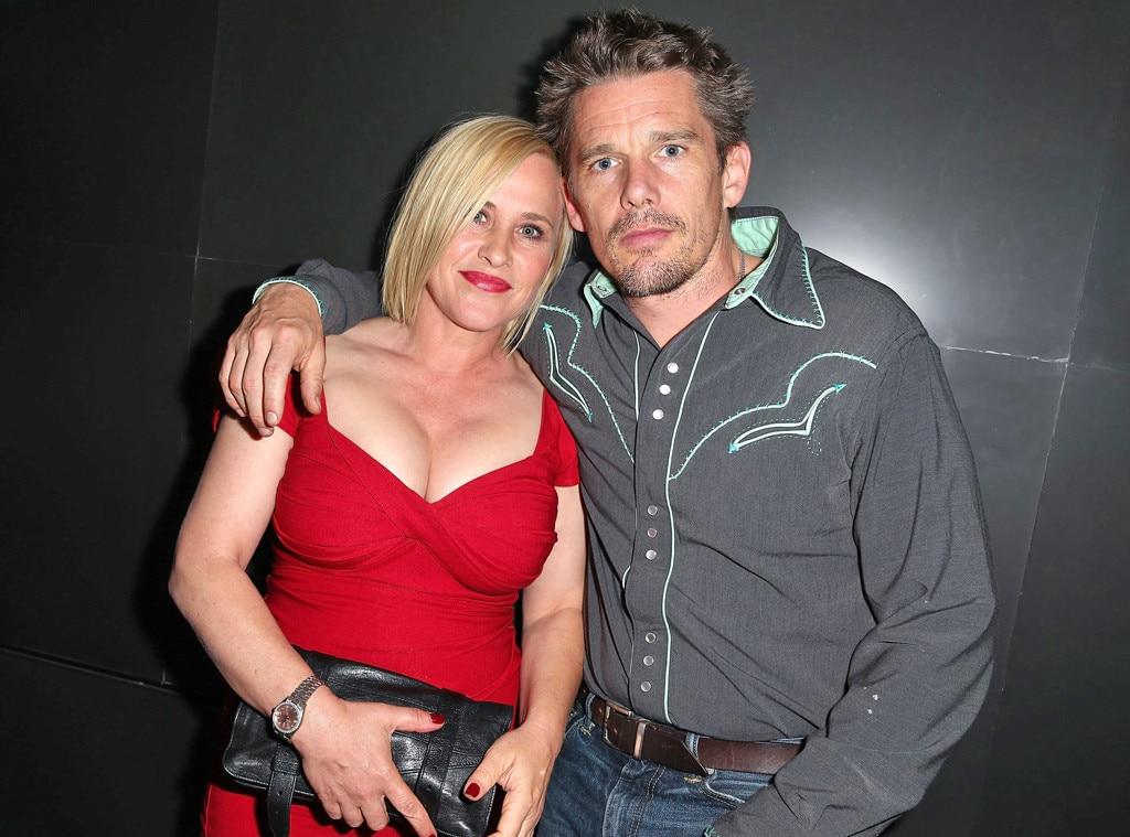 Patricia Arquette, Ethan Hawke