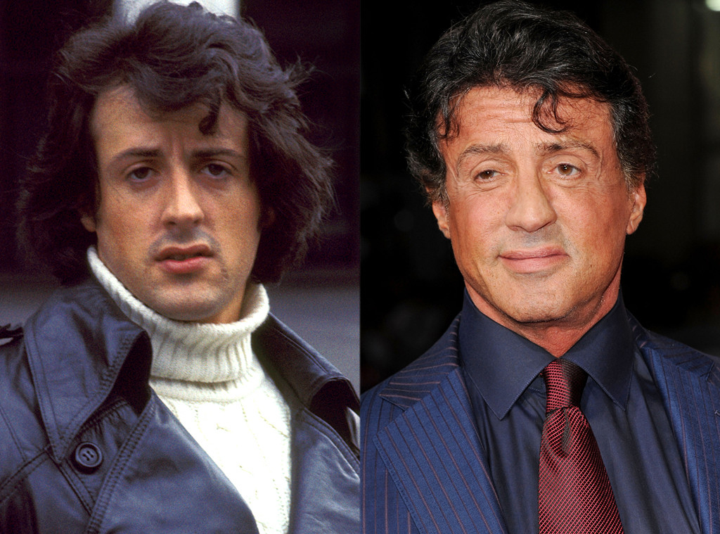 Sylvester Stallone From Better Or Worse Celebs Who Have