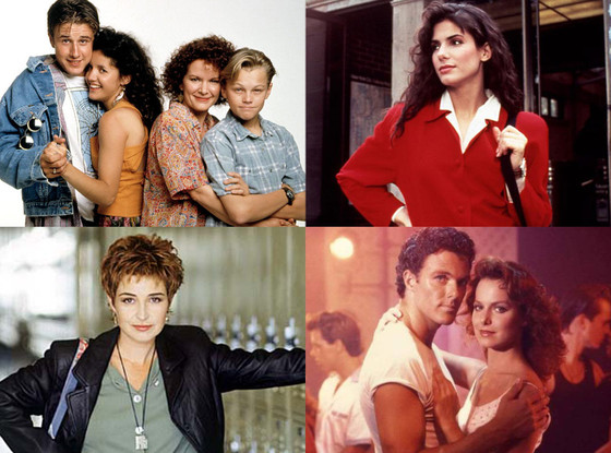 Parenthood, Working Girl, Dangerous Minds, Dirty Dancing
