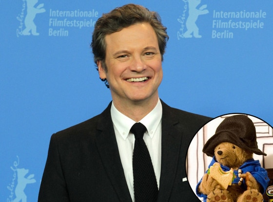 Colin Firth, Paddington Bear