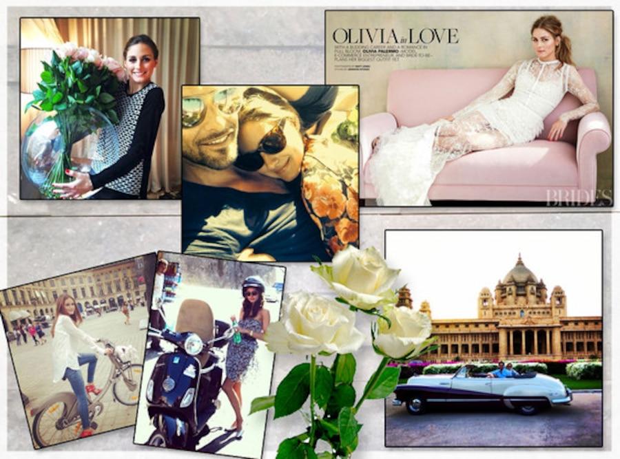 Olivia Palermo, The Hills Wedding