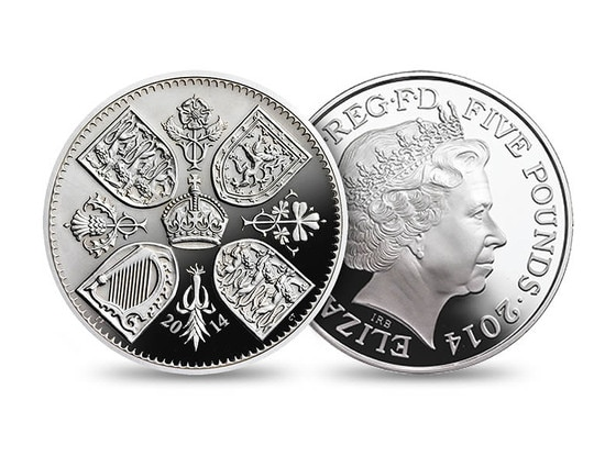 Silver Coin, Royal Mint