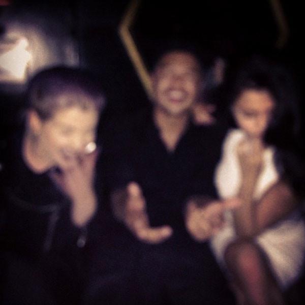 Justin Bieber, Selena Gomez, Khalil Instagram