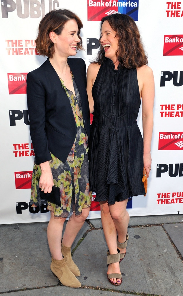 Sarah Paulson, Elizabeth Reaser