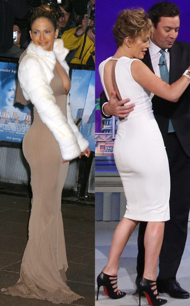 Jennifer Lopez, Butt